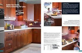 ikea adel medium brown kitchen cabinets ikea kitchens appliances 2011 by ikea canada