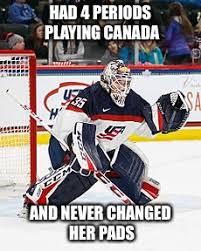 Hockey Goalie Memes - usa hockey goalie imgflip