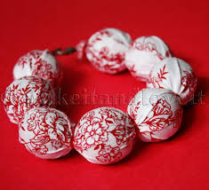 Make Your Own Jewelry Store - fabric beaded jewelry make it and love it