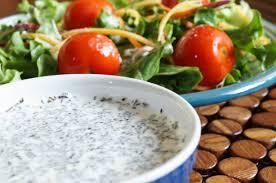 creamy pesto salad dressing u0027s multicultural table