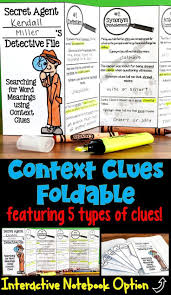 Meaning Of Antonym And Synonym 25 Beste Ideeën Over Context Clues Examples Alleen Op Pinterest