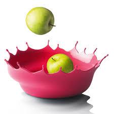 dropp fruit bowl pink menu of scandinavia touch of modern