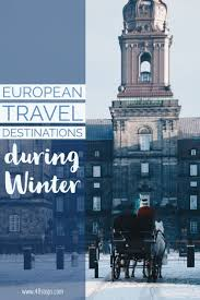 best 25 winter destinations ideas on holidays