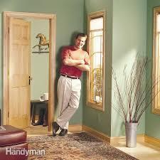 Interior Window Trims Interior Trim Work Basics Family Handyman