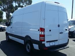 2017 new mercedes benz sprinter cargo van 2500 standard roof v6