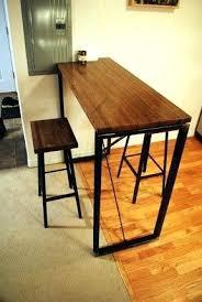 Stornas Bar Table with Dining Bar Table Modern Custom Furniture Bar Height Table Urban