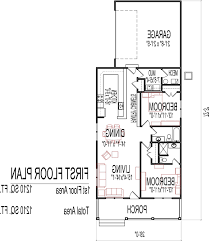 Single Story House Floor Plans Low Cost Single Story House Plans