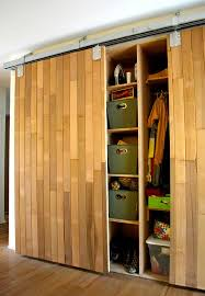 barn door hardware for closets nomadic decorator