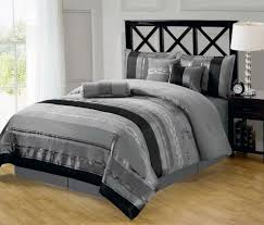 gray comforter sets king home design ideas