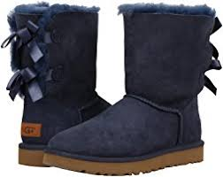 ugg mini bailey bow 78 sale ugg mini bailey bow 78 navy shoes navy shipped free at zappos