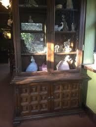 Venetian Glass Display Cabinet Fabulous Vintage Retro Turnidge 60s Tall Glass Display Cabinet
