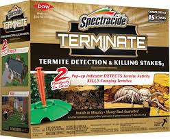 amazon com spectracide terminate termite detection u0026 killing