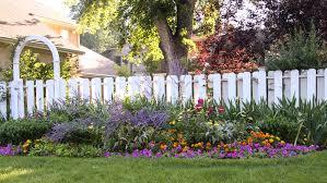 garden design with low maintenance manicured gardens landscaped