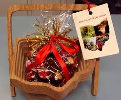 Ohio Gift Baskets Candy Buckeyes Archives Flavor Of Ohio