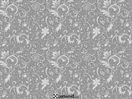 floal gray ornaments background vector pattern design by