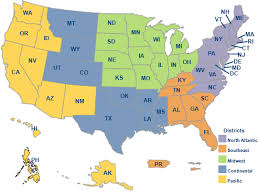us map states virginia veterans benefits administration locations