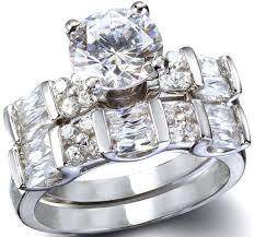 diamond wedding ring sets 30 diamond engagement ring and wedding band set vintage antique