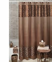 Walmart Camo Curtains Colorful Shower Curtain From Walmart Idea Fabric Shower Curtains