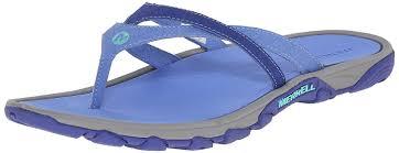 merrell hiking sandals reviews merrell enoki flip flop light blue