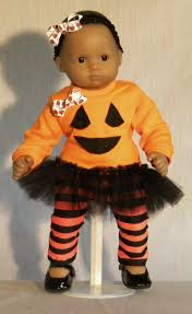 halloween dolly 15 inch baby doll clothes dolly duds