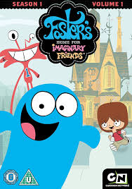 foster s home for imaginary friends foster u0027s home for imaginary friends season 1 vol 1 dvd 2009