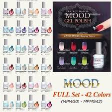 perfect match colors lechat perfect match mood set 42 6 new 2015 colors 36 changing