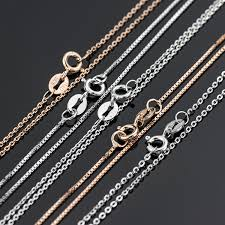 cheap necklace chains images Magnificent silver chain patterns pictures inspiration jewelry jpg