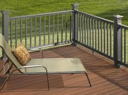 aluminum deck railing designs u2014 new decoration safety deck