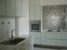 kitchen 24 stainless steel kitchen backsplash ideas metal