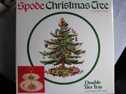safarri for sale spode christmas tree dishes