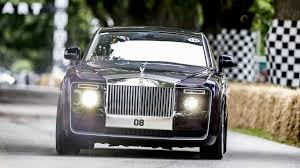 Rolls Royce Sweptail At 2017 Goodwood Festival Of Speed Motor1