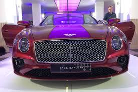 bentley purple 2018 bentley continental gt motoring research
