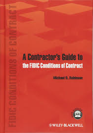 a contractor u0027s guide to the fidic conditions of contract with