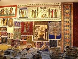 what to buy in egypt souvenir shopping among the ruins of the