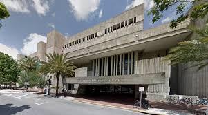 Orlando Google Maps by Orlando Public Library 1966 By John M Johansen Architecture