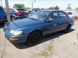 toyota corolla sedan 1993 1993 toyota corolla photos specs radka car s