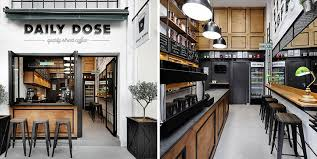 design for cafe bar andreas petropoulos has designed a small takeaway coffee bar in