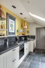 gray kitchen cabinets yellow walls home kitchen storage kitchen cabinet grey cabinetry yellow