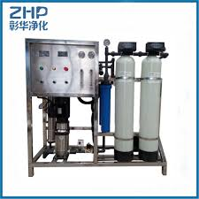 zhp drinking water treatment plant 2ton portable ro water system