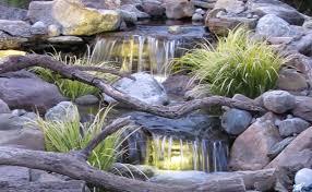 brilliant design pond waterfall cute backyard pond construction