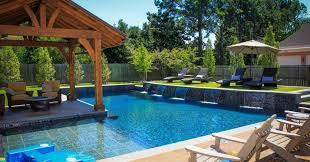 Emejing Backyard With Pool Design Ideas Contemporary Interior - Backyard pool designs ideas