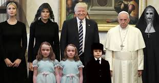 Pope Meme - 10 of the funniest reactions to super sad pope meeting the trumps