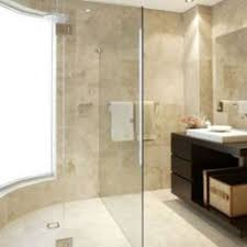 Natural Travertine Tiles Walls And Floors - Travertine in bathroom