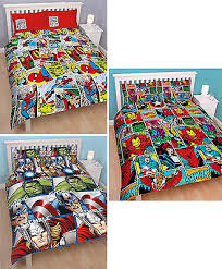 Marvel Double Duvet Cover Childrens Double Duvet Cover Hilltop Farm Animals Double Duvet