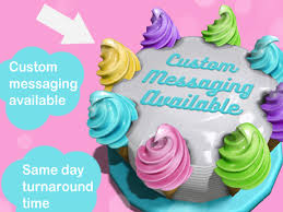 second life marketplace happy birthday ice cream cone cake mesh