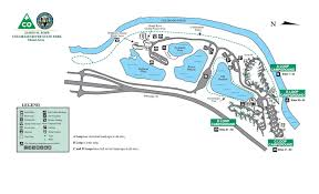 Island Lake State Park Map by James M Robb Colorado River State Park Outthere Colorado