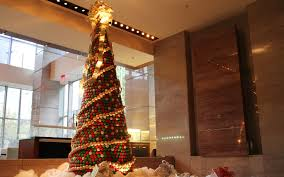 america u0027s best hotels for christmas travel leisure