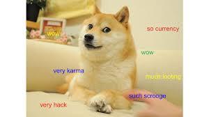 Christmas Doge Meme - millions of meme based dogecoins stolen on christmas day gizmodo uk
