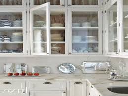 Kitchen Glass Door Cabinet Choose Glass Kitchen Cabinet Doors Modern Kitchen 2017