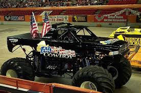 monster truck racing association american cowboy monster trucks wiki fandom powered by wikia